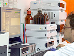 SANOSAN Pharmaceuticals - Laboratories for pharmaceutical quality control analysis and more